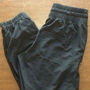 Charcoal Black XSmall Drawstring pants